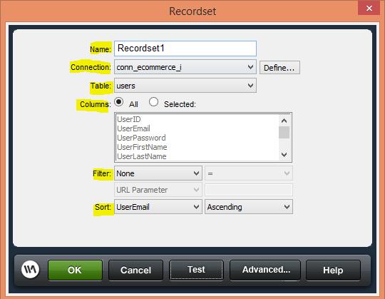 Web development tutorial | Insert, update, delete records with