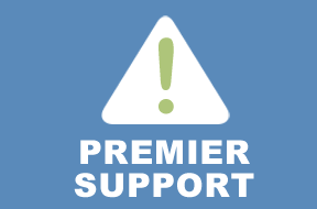 Premier technical support