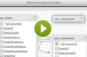 MySQLi Query Builder Demo