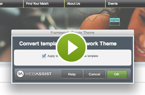 Convert your site to theme-based
