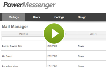 PowerMessenger Feature Tour