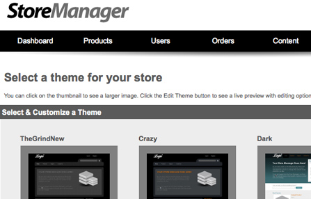 PowerStore theme customization