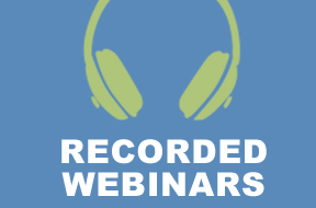 Recorded Webinars